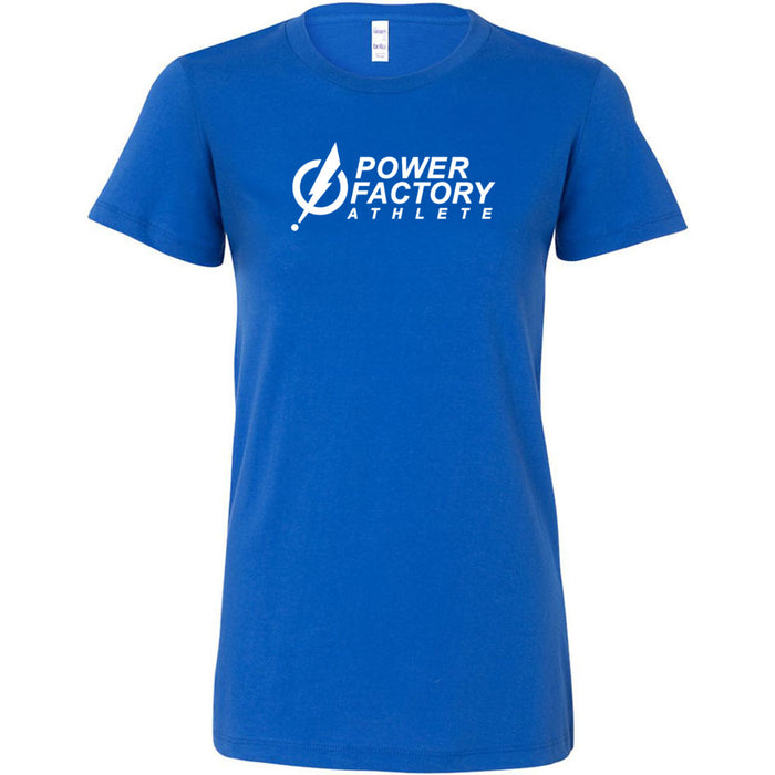 CrossFit Power Factory - Athlete - Bella + Canvas - Women's The Favorite Tee