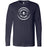 CrossFit Skyway - 100 - Barbell - Bella + Canvas 3501 - Men's Long Sleeve Jersey Tee