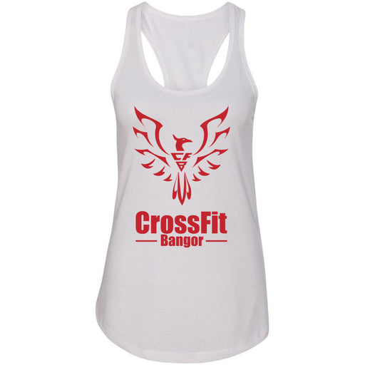 CrossFit Bangor - Standard - Next Level - Women's Ideal Racerback Tank