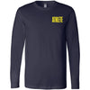CrossFit Bearden - 202 - Athlete - Bella + Canvas 3501 - Men's Long Sleeve Jersey Tee
