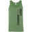 CrossFit Indianapolis - 100 - Vertical - Bella + Canvas - Men's Jersey Tank