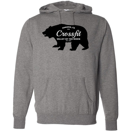 CrossFit Valley of the Moon - 100 - 05 Wilderness - Independent - Hooded Pullover Sweatshirt