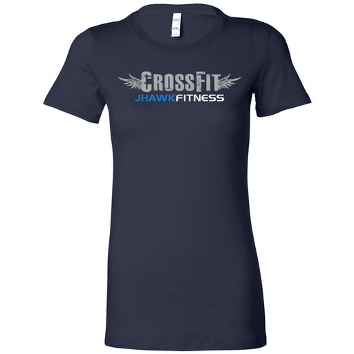 CrossFit Jhawkfitness - 100 - Standard - Bella + Canvas - Women's The Favorite Tee