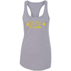 Lander University CrossFit - 100 - Barbell - Next Level - Women's Ideal Racerback Tank