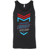 CrossFit Rappahannock - 100 - 2020 Open 20.2 - Bella + Canvas - Men's Jersey Tank