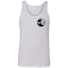 Caged CrossFit - 100 - Plate - Bella + Canvas - Men's Jersey Tank