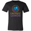 CrossFit Lumos - 100 - Neon - Bella + Canvas - Men's Short Sleeve Jersey Tee