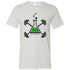 CrossFit Dunbar Cave Lab - 100 - Icon - Bella + Canvas - Men's Short Sleeve Jersey Tee