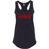CrossFit Dark Horse - 100 - CDH - Next Level - Women's Ideal Racerback Tank