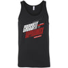 CrossFit Rappahannock - 100 - 2020 Open 20.1 - Bella + Canvas - Men's Jersey Tank