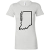 CrossFit Dash - Indiana Dash - Bella + Canvas - Women's The Favorite Tee
