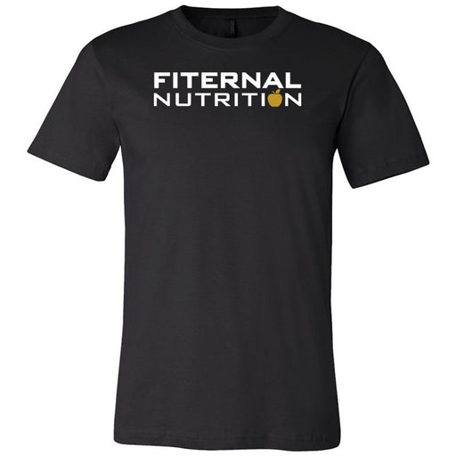 Fiternal CrossFit - 200 - Nutrition - Bella + Canvas - Men's Short Sleeve Jersey Tee
