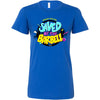 CrossFit Foundation - Saved By The Barbell Women's Tee