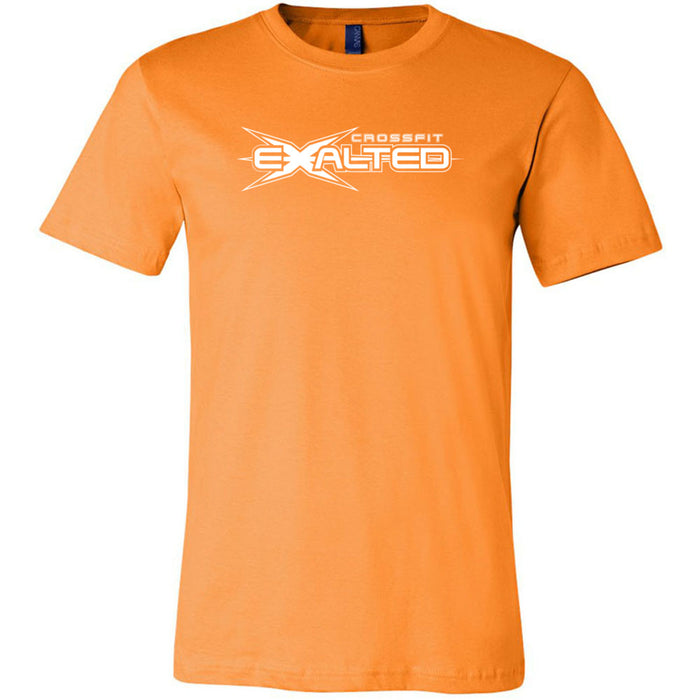 CrossFit Exalted - 100 - One Color - Bella + Canvas - Men's Short Sleeve Jersey Tee
