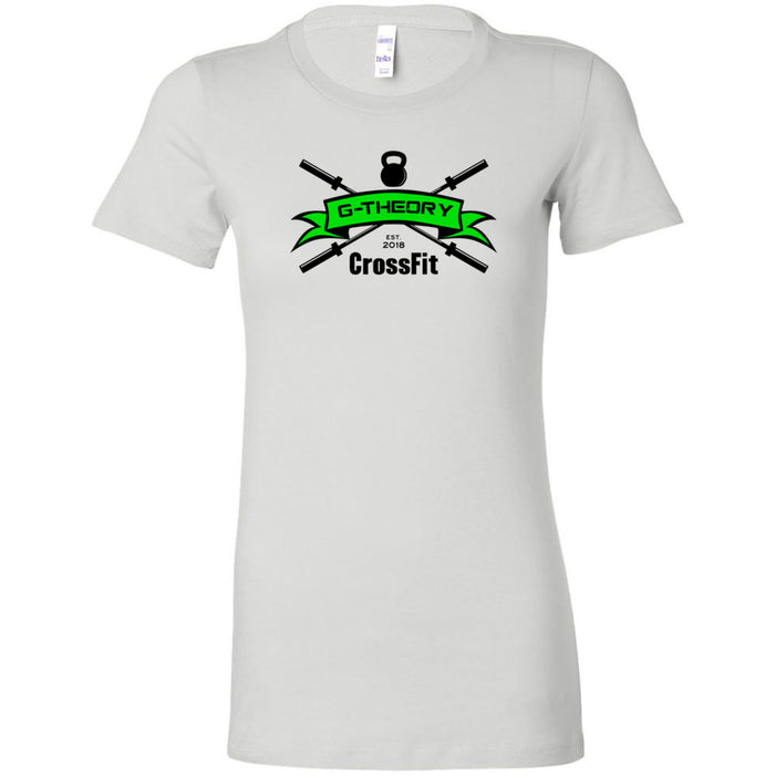 G-Theory CrossFit - 100 - Standard - Bella + Canvas - Women's The Favorite Tee