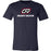 CrossFit Decatur - 100 - Standard - Bella + Canvas - Men's Short Sleeve Jersey Tee