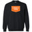 CrossFit Clemson - 100 - Orange & White - Gildan - Heavy Blend Crewneck Sweatshirt