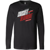 CrossFit Beaumont - 100 - 2020 Open 20.1 - Bella + Canvas 3501 - Men's Long Sleeve Jersey Tee