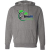 CrossFit Cure - 100 - Standard - Independent - Hooded Pullover Sweatshirt