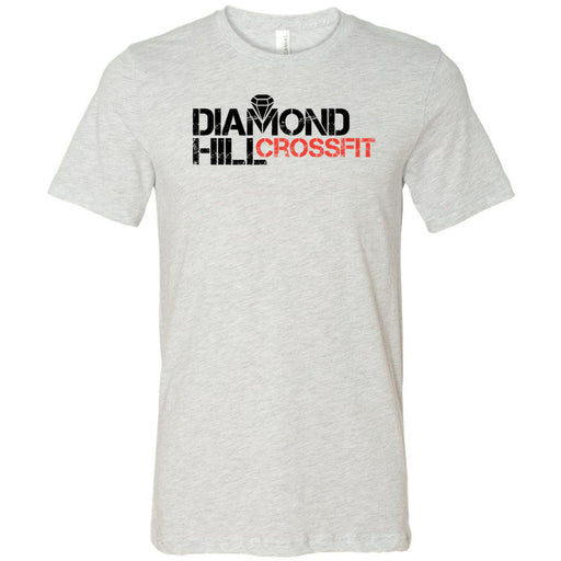 Diamond Hill CrossFit - 100 - Standard - Bella + Canvas - Men's Short Sleeve Jersey Tee
