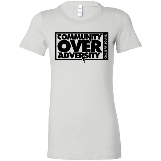 CrossFit Bound - 100 - Community - Bella + Canvas - Women's The Favorite Tee