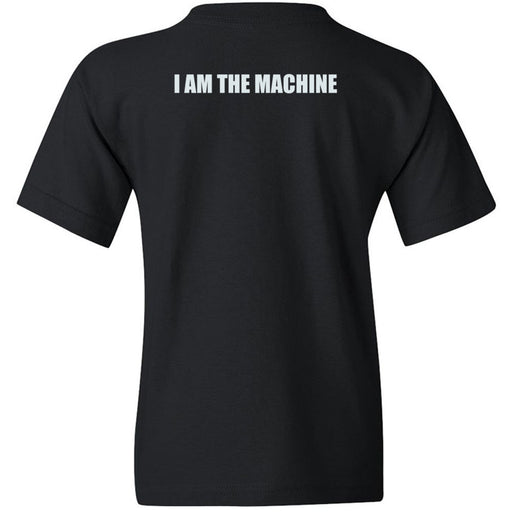 CrossFit ThunderHawk - 200 - I Am the Machine - Gildan - Heavy Cotton Youth T-Shirt
