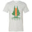 CrossFit Forest - 100 - Split - Bella + Canvas - Men's Short Sleeve Jersey Tee