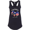 CrossFit North Peoria - 100 - Standard - Next Level - Women's Ideal Racerback Tank