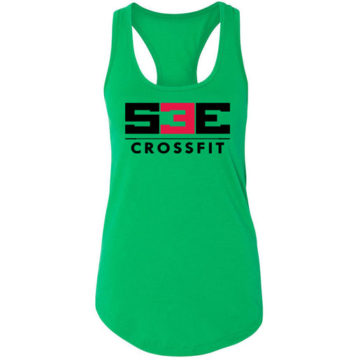S3E CrossFit - 100 - Standard - Next Level - Women's Ideal Racerback Tank