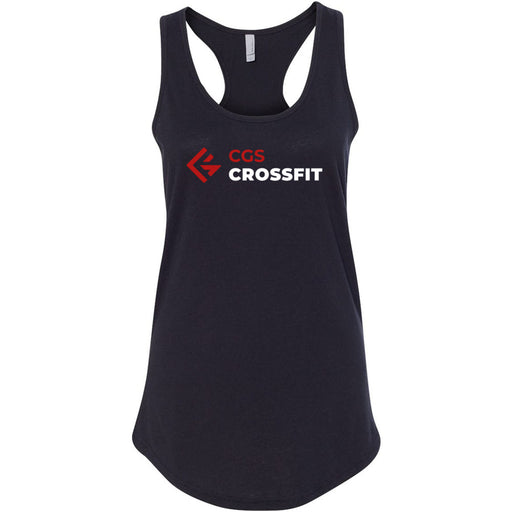 CGS CrossFit - 100 - Standard - Next Level - Women's Ideal Racerback Tank
