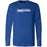 CrossFit Exalted - 100 - One Color - Bella + Canvas 3501 - Men's Long Sleeve Jersey Tee