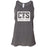 CrossFit Sage - 100 - One Color - Bella + Canvas - Women's Flowy Racerback Tank