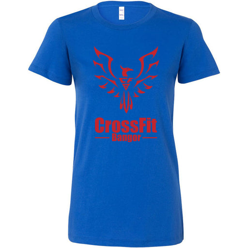 CrossFit Bangor - Standard - Bella + Canvas - Women's The Favorite Tee