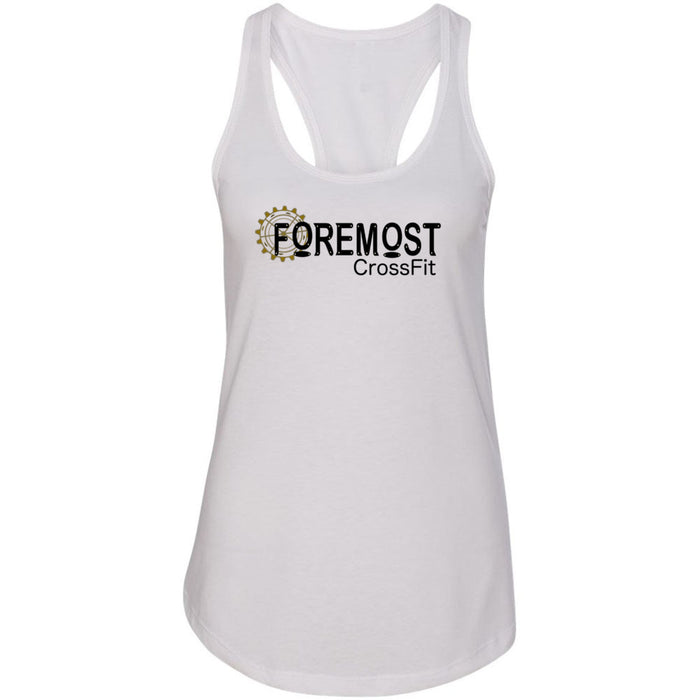 Foremost CrossFit - 100 - Standard - Next Level - Women's Ideal Racerback Tank