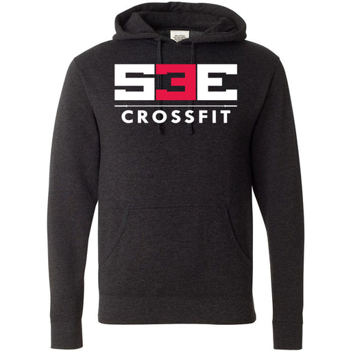 S3E CrossFit - 100 - Standard - Independent - Hooded Pullover Sweatshirt
