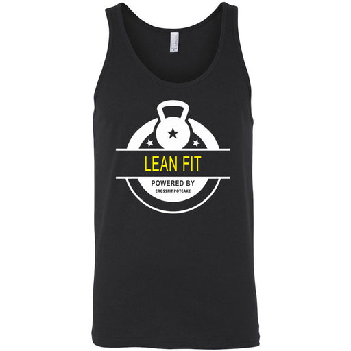 CrossFit Potcake - 100 - Lean Fit - Bella + Canvas - Men's Jersey Tank