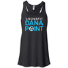 CrossFit Dana Point - Summer - Bella + Canvas - Women's Flowy Racerback Tank