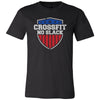 CrossFit No Slack - 100 - Standard - Bella + Canvas - Men's Short Sleeve Jersey Tee