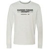 Hammer Forged CrossFit - 100 - Standard - Bella + Canvas 3501 - Men's Long Sleeve Jersey Tee