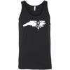 CrossFit Rolesville - 100 - State - Bella + Canvas - Men's Jersey Tank