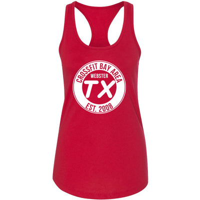 CrossFit Bay Area - 100 - Standard - Women's Ideal Racerback Tank