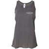CrossFit Lodo - 100 - Pocket - Bella + Canvas - Women's Flowy Racerback Tank