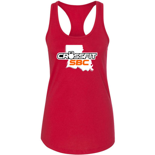 CrossFit SBC - Standard - Next Level - Women's Ideal Racerback Tank