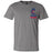 Caged CrossFit - 100 - Pocket - Bella + Canvas - Men's Short Sleeve Jersey Tee