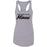 Reebok CrossFit Miami Beach - 100 - Black - Next Level - Women's Ideal Racerback Tank