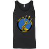 TSR CrossFit - 100 - Standard - Bella + Canvas - Men's Jersey Tank