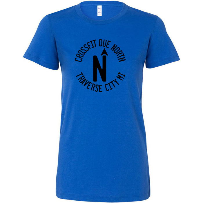 CrossFit Due North - 100 - North - Bella + Canvas - Women's The Favorite Tee