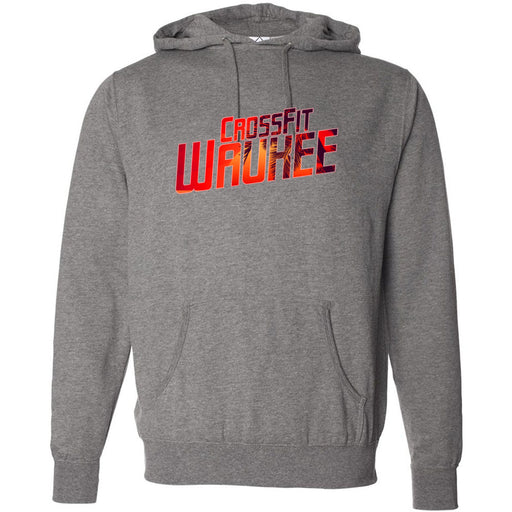 CrossFit Waukee - 100 - Summer - Independent - Hooded Pullover Sweatshirt