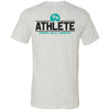CrossFit Oahu - 200 - Sunrise - Bella + Canvas - Men's Short Sleeve Jersey Tee