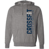 CrossFit Mildura - 100 - Clairvoyance - Independent - Hooded Pullover Sweatshirt